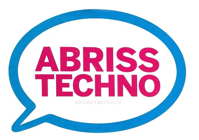 Abriss Techno