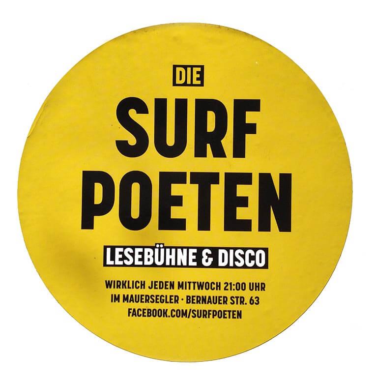 Die surf Poeten