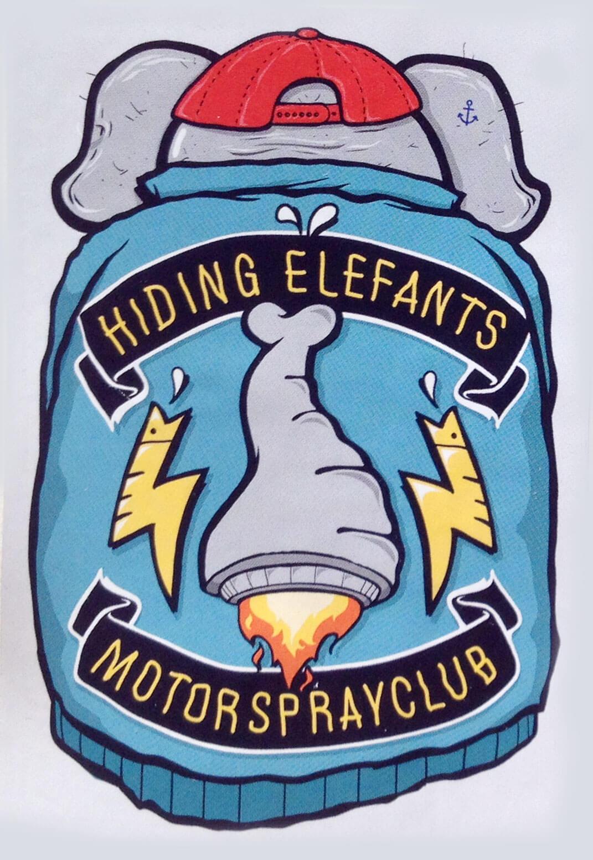 Hiding Elefants