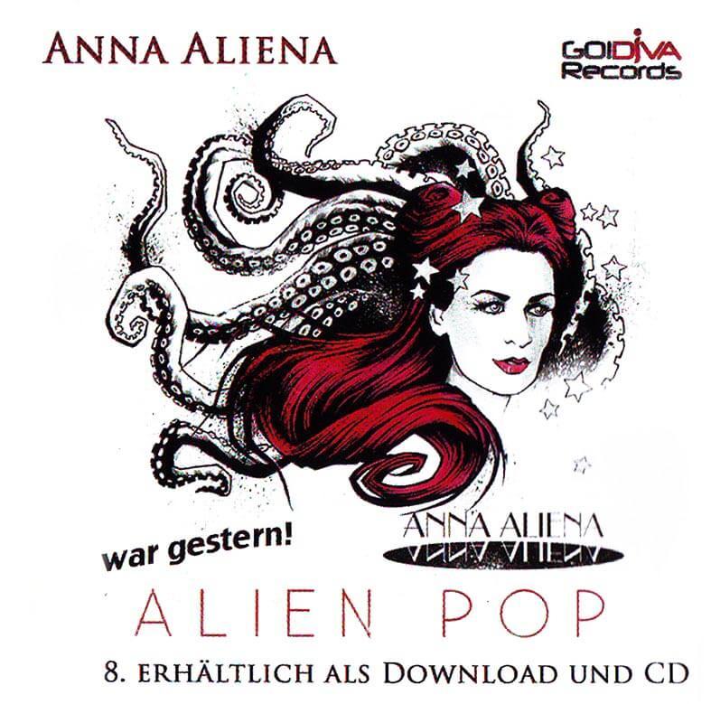 Anna Aliena-Alien Pop