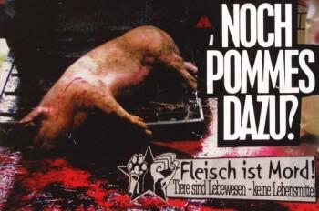 Fleisch ist Mord!