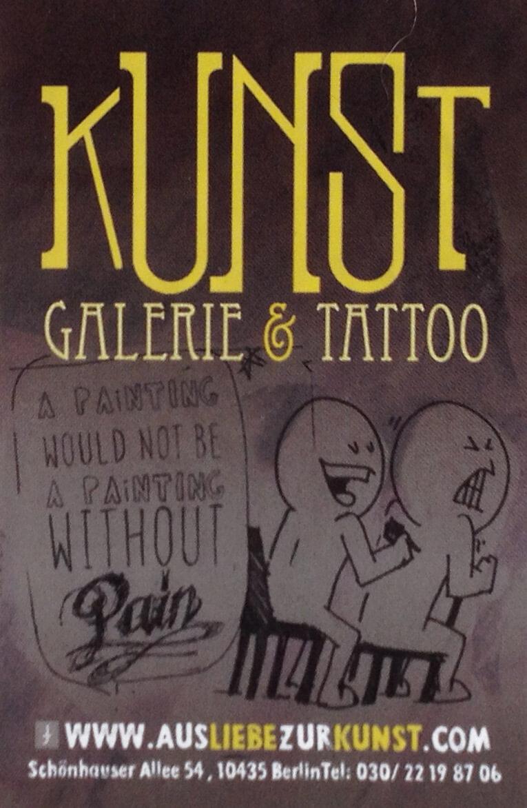 Kunst Galerie& Tattoo