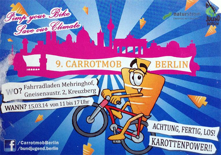 Carrotmob Berlin