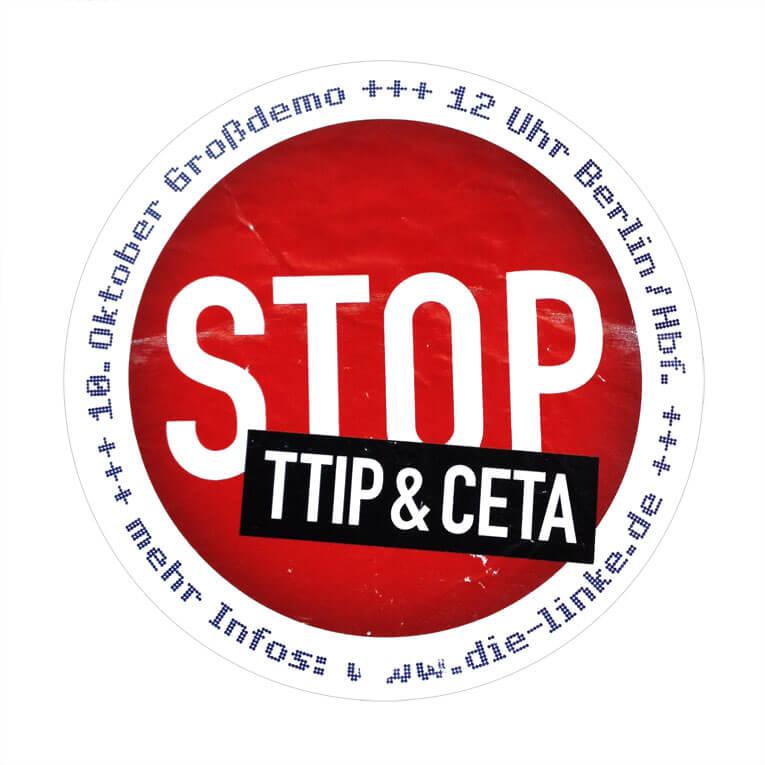 Stop TTIP  & CETA