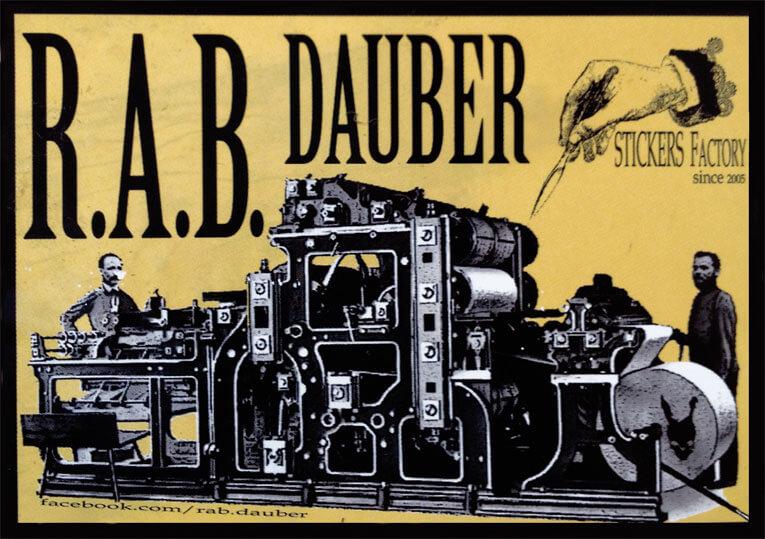 R.A.B. Dauber