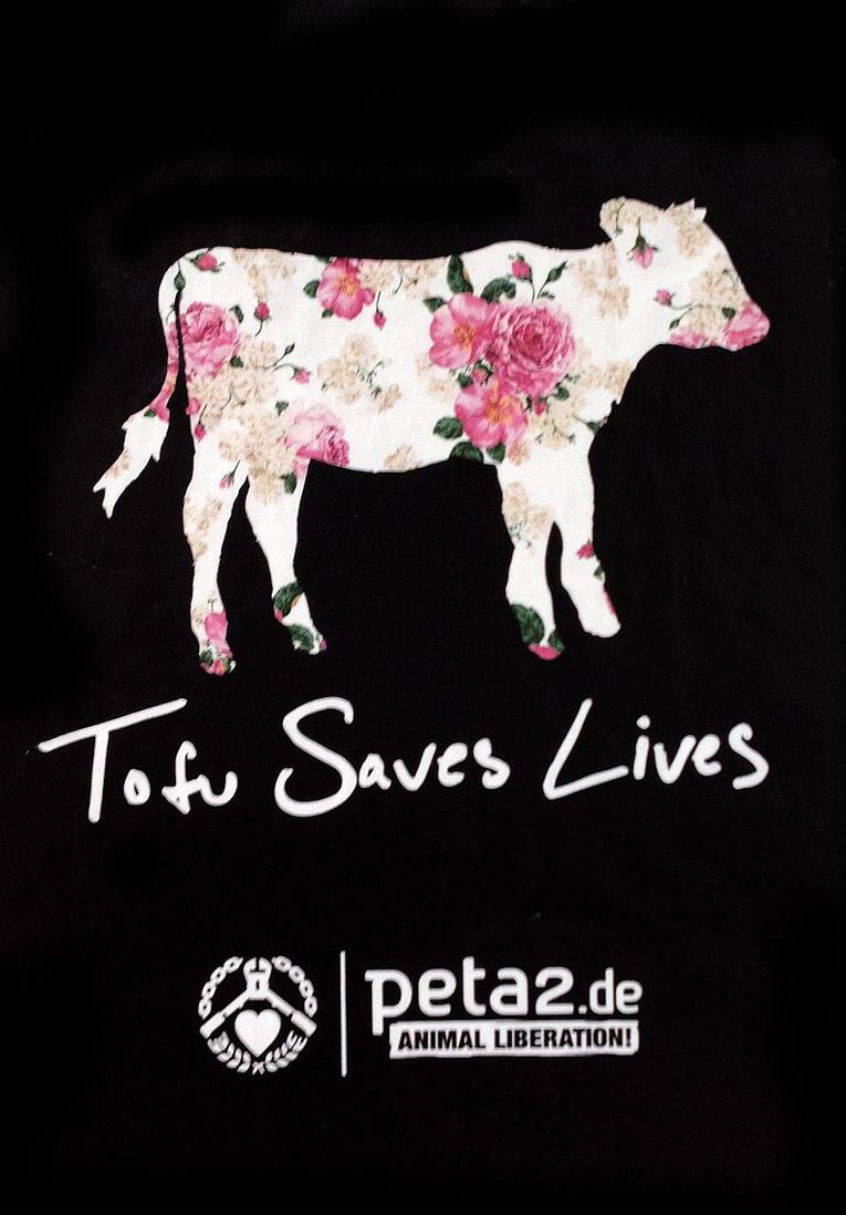 Tofu saves lives