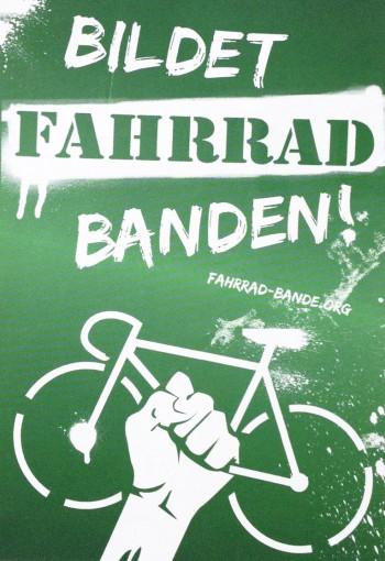 Bildet Fahrradbanden!