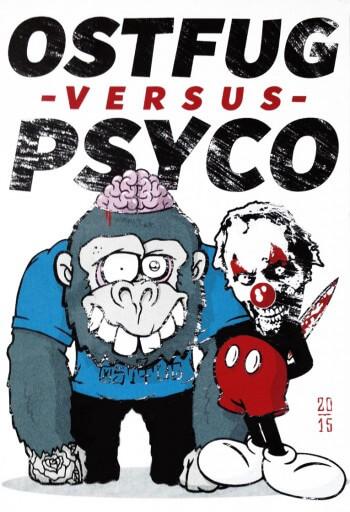 Ostfug versus Psyco