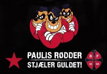 Paulis Rødder
