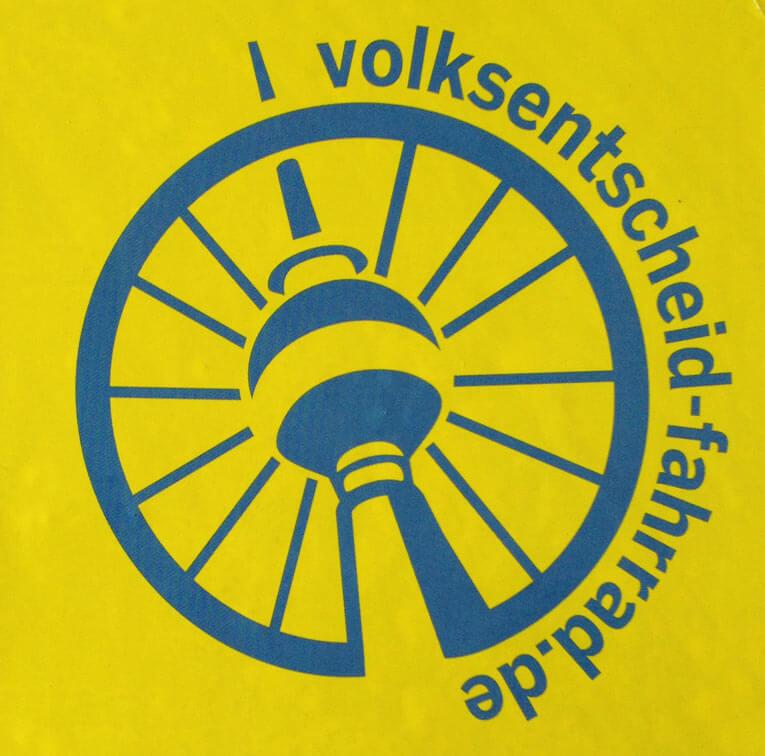 I Volksentscheid Fahrrad