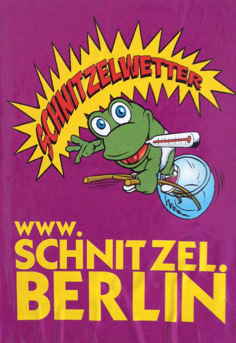 Schnitzel Berlin