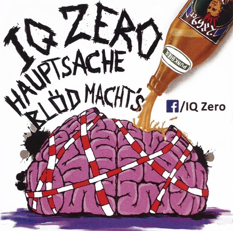 IQ Zero hauptsache blöd macht's