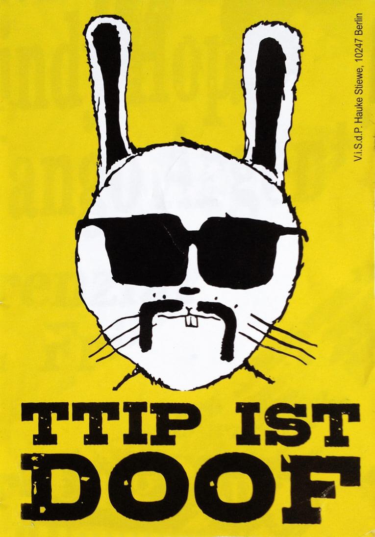 Hasenhain TTIP ist böse