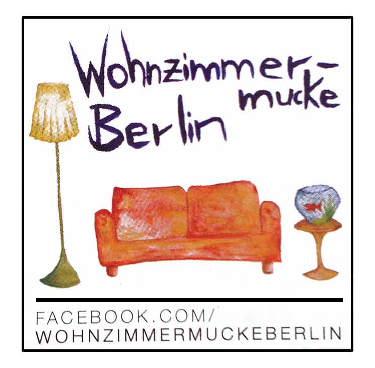Wohnzimmermucke Berlin