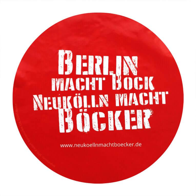 Berlin macht Bock