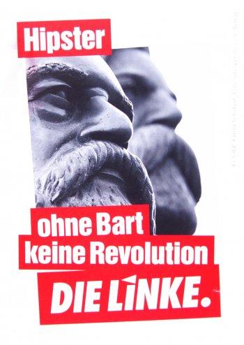 Ohne Bart keine Revolution