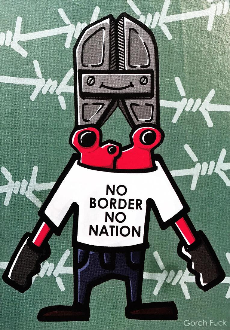No Border No Nation