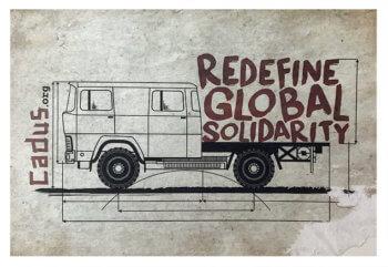Redefine global solidarity